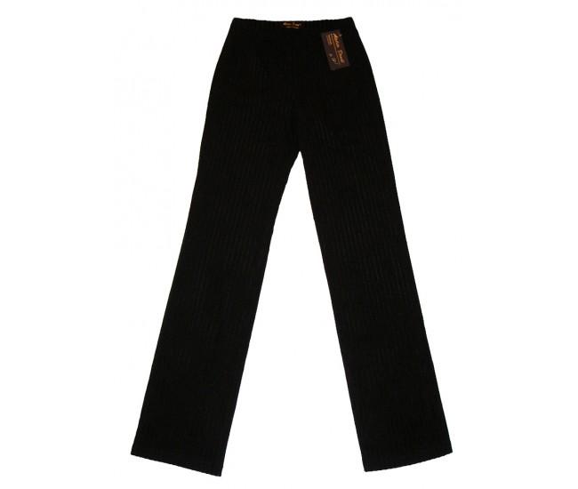 Kalhoty ŽINILKA - černé