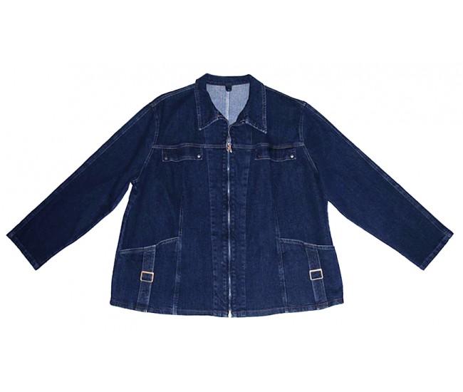Riflový kabátek ZOE