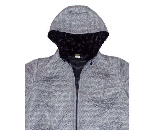 Zateplený kabátek LUČÍNA