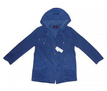Riflový kabátek PAVLÍNA
