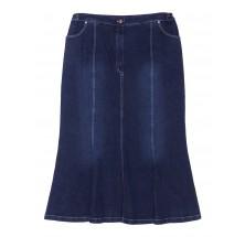 Riflová sukně AMANDA