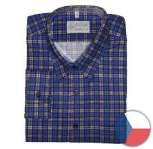 Flanelová košile PETR
