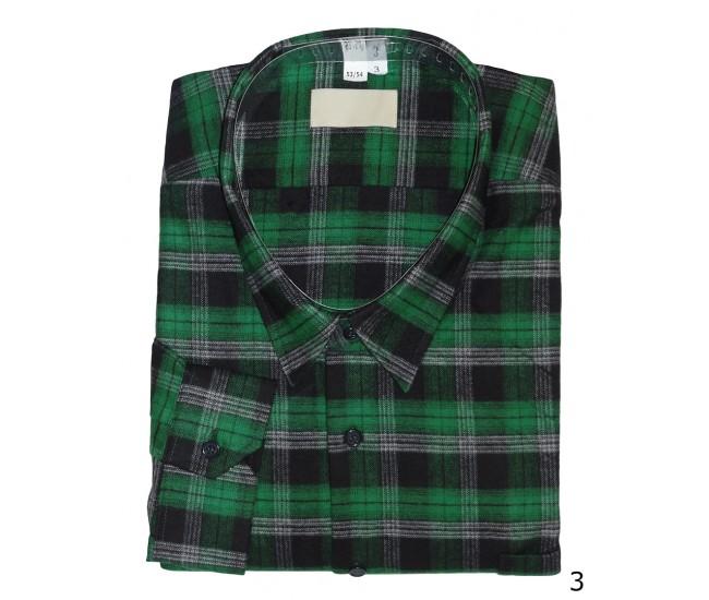 Flanelová košile TOMÁŠ